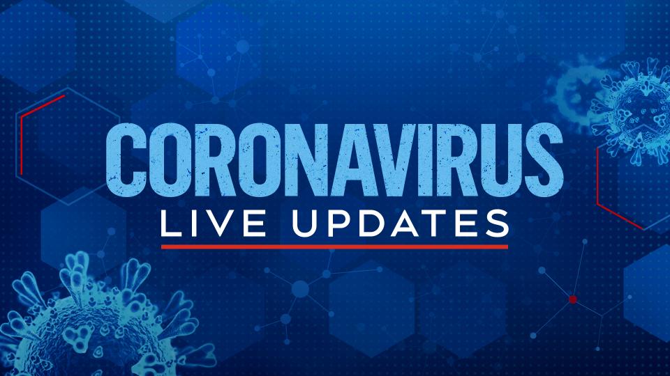 Coronavirus live updates promo