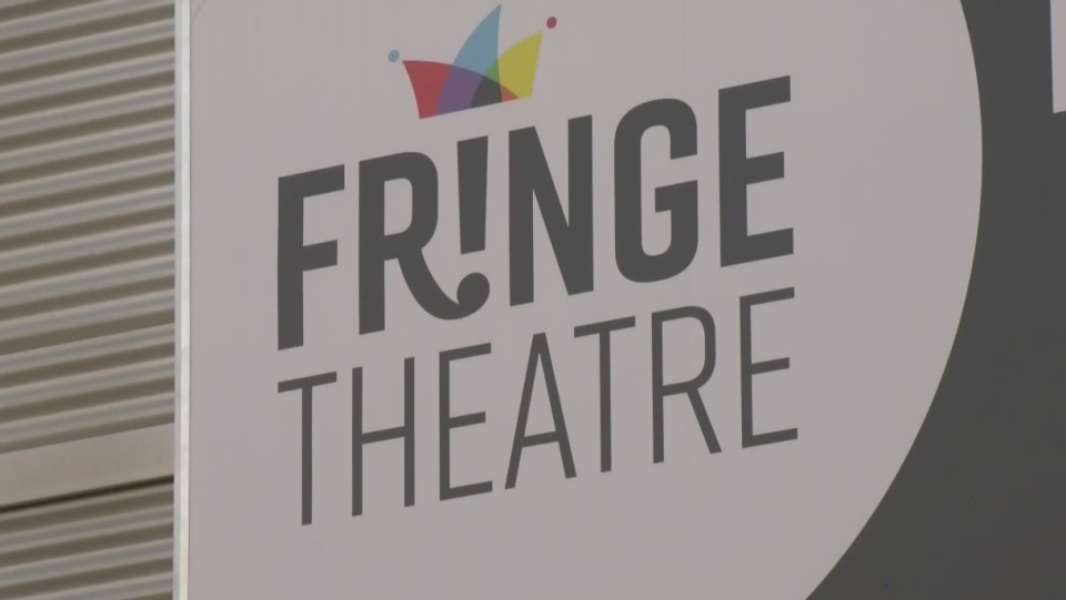 The Edmonton Fringe Theatre's board of directors announced Tuesday that executive director, Adam Mitchell, is stepping down. (File Photo)