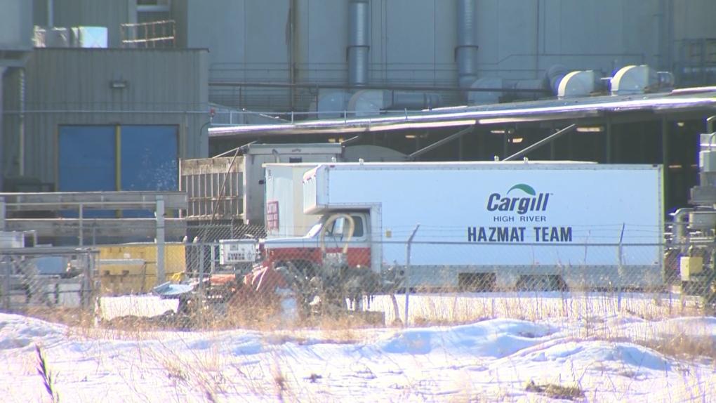 Cargill outbreak