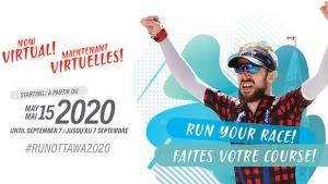 Tamarack Ottawa Race Weekend is hosting a virtual race weekend due to the COVID-19 pandemic.