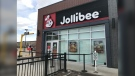 A Jollibee location in south Edmonton has been ordered to close by Alberta Health Services. April 15, 2020. (CTV News Edmonton)