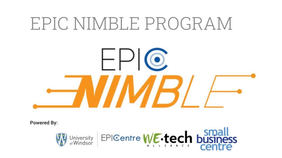 Nimble Program