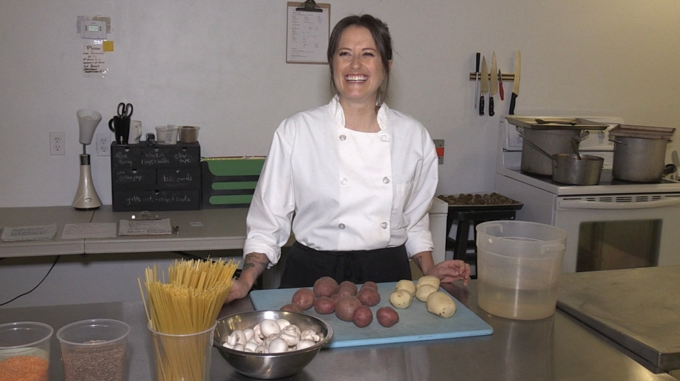 Yoda's Kitchen Chef Yoda Olinyk