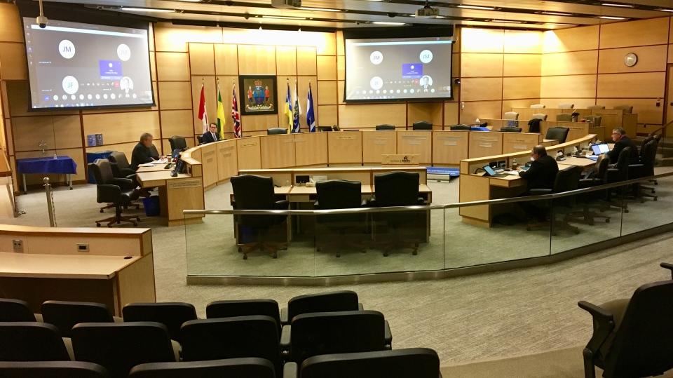 Regina City Council - COVID
