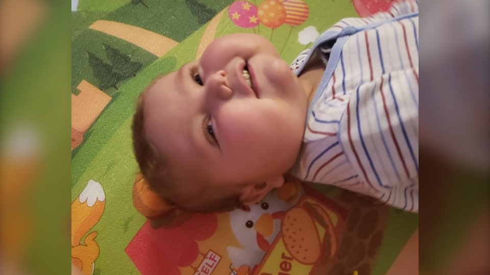 Baby Emmet's Journey with Nephronophthisis photo