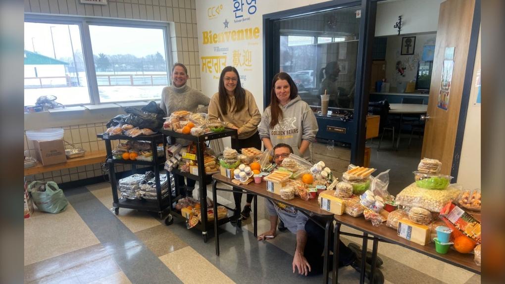Valley Gardens nutrition program