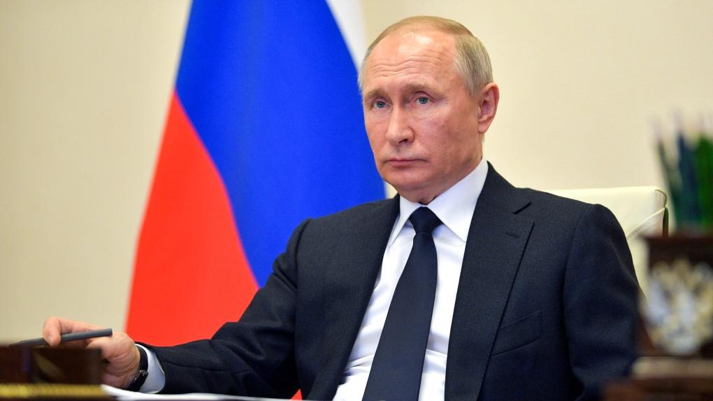 Coronavirus: Putin in self-isolation due to COVID-19 cases in inner circle  | CTV News