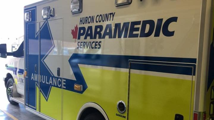 Huron County Paramedic Service