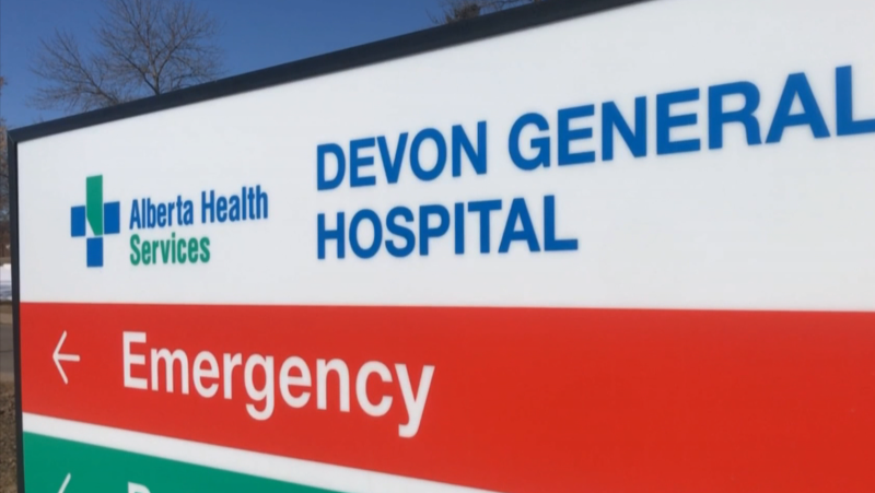 File photo: Devon Community Hospital