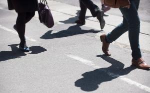 Montreal pedestrians