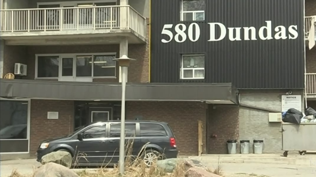 580 Dundas in London, Ont.