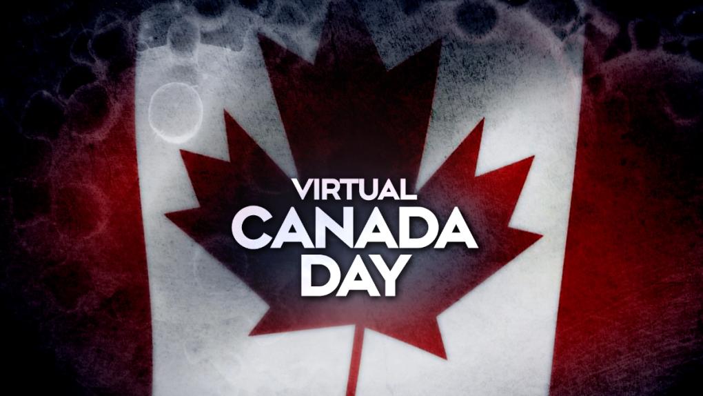 Virtual Canada Day