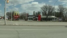 An employee at the McDonald's on Hazeldean Road has tested positive for COVID-19.