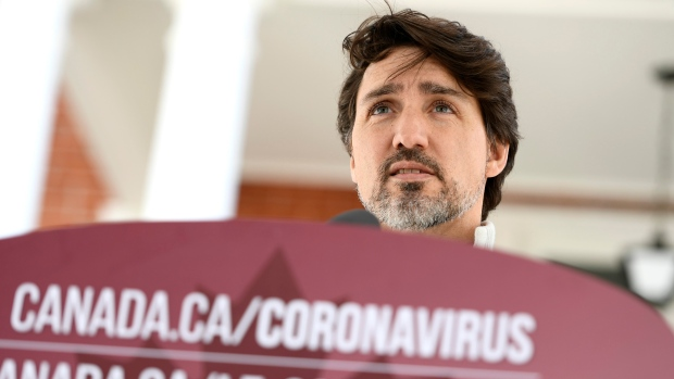 PM Trudeau says Canada will be 'very, very careful' about lifting COVID-19 restrictions