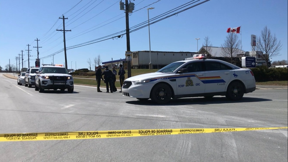 Nova Scotia shooting suspect in custody