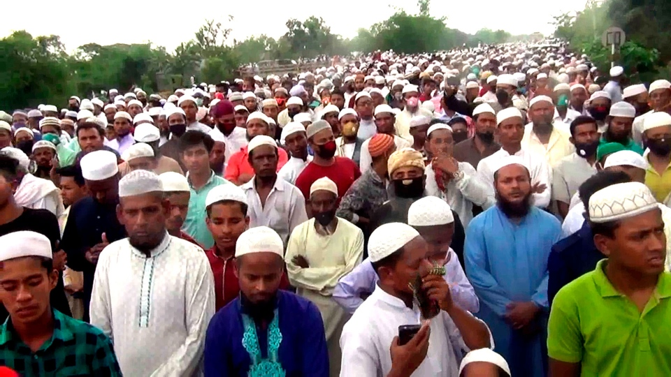 Bangladeshi Muslims