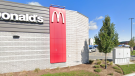 An employee at the McDonalds at 1205 Fanshawe Park Rd. W.  in London, Ont has tested positive for the novel coronavirus. (Source: Google)