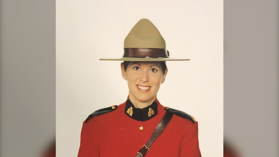 RCMP Const. Heidi Stevenson can be seen in this undated photo. (Nova Scotia RCMP / Facebook)