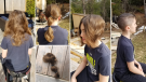 We attempted a home haircut on our son Jack - he was ready to get rid of his long hair. His father did a pretty good job - we now call him barber Dan. (Jill Ross/CTV Viewer)