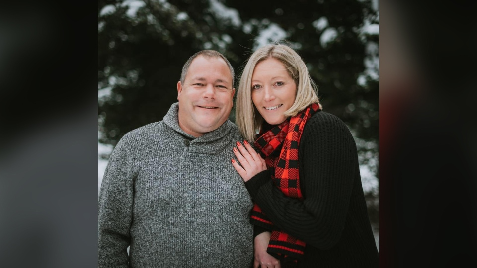 Sean McLeod was a corrections officer at Springhill Institution, a federal prison in Springhill, N.S. 