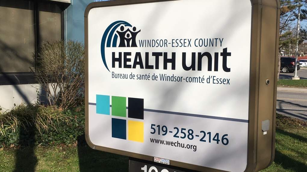 Windsor Essex County Health Unit