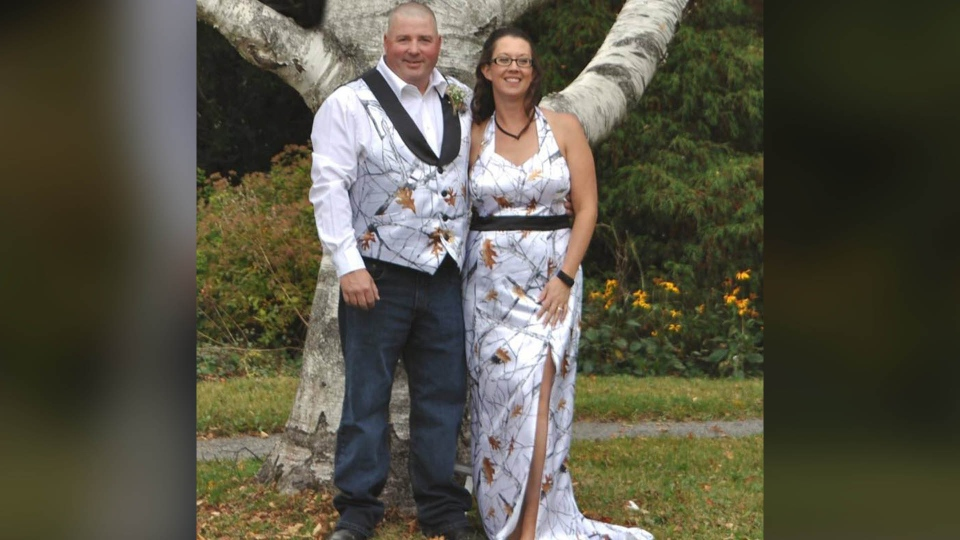 Greg and Jamie Blair were killed in the Nova Scotia rampage.
