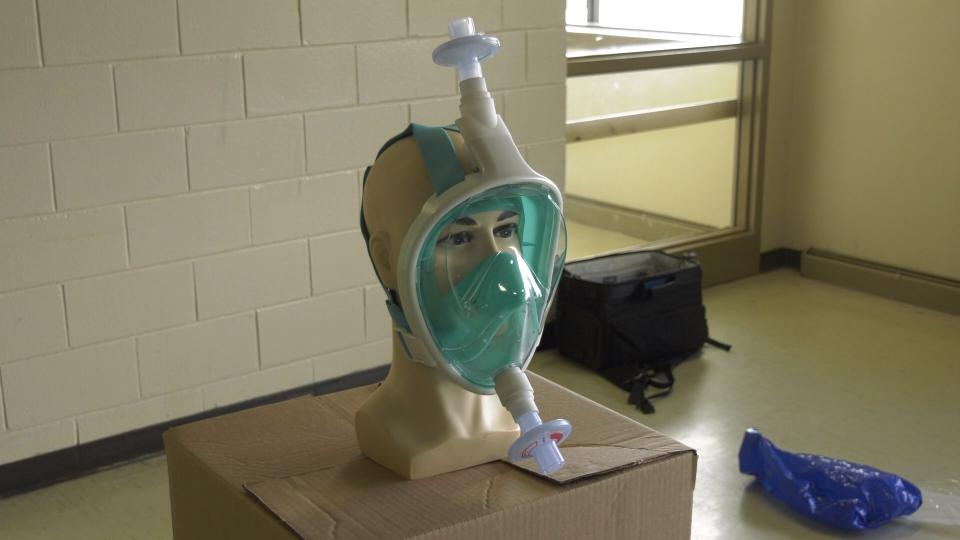 Mask PPE