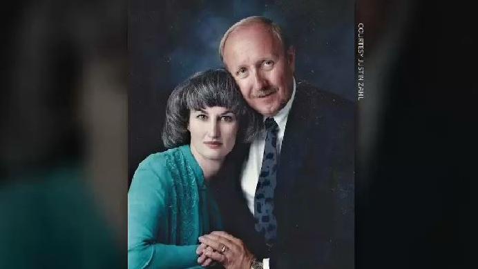 John Zahl and Elizabeth Joanne Thomas