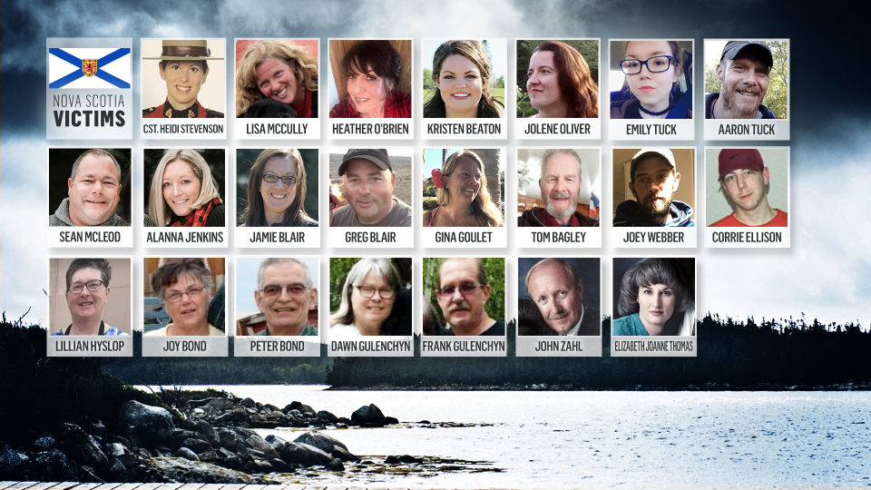 N.S. shooting victims