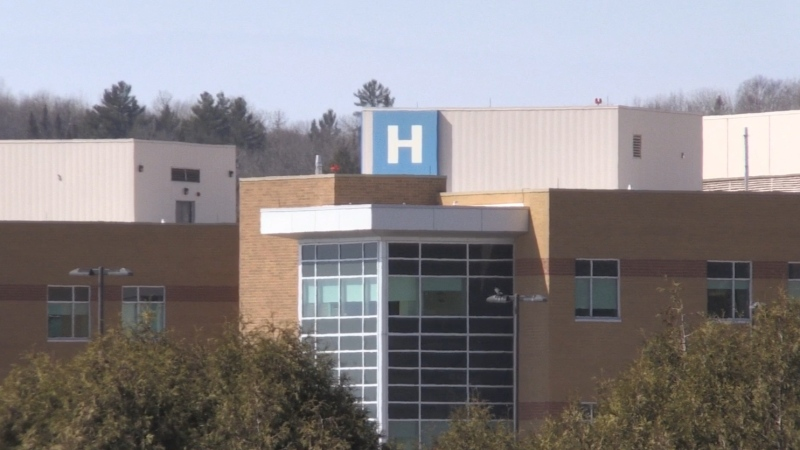 The North Bay Regional Health Centre is receiving an additional $2,224,700 from the province, while Mattawa General Hospital will receive $135,300. (File)