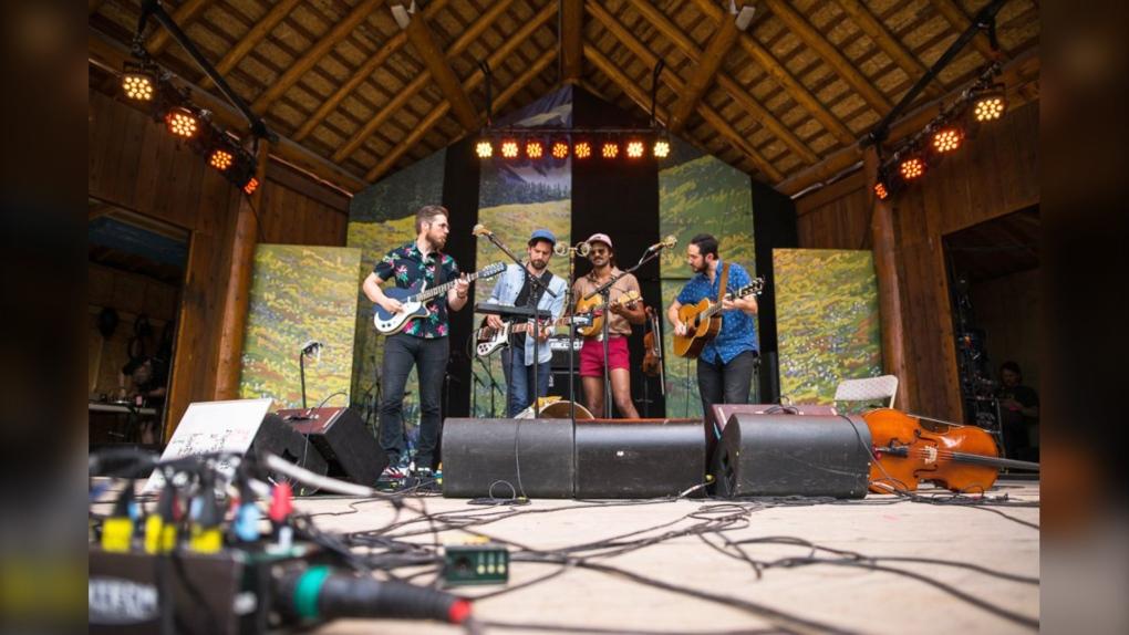 Canmore Folk Festival