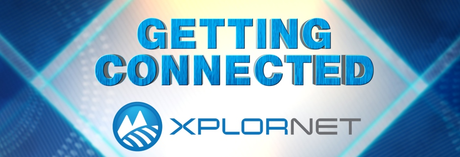 Xplornet Getting Connected page header