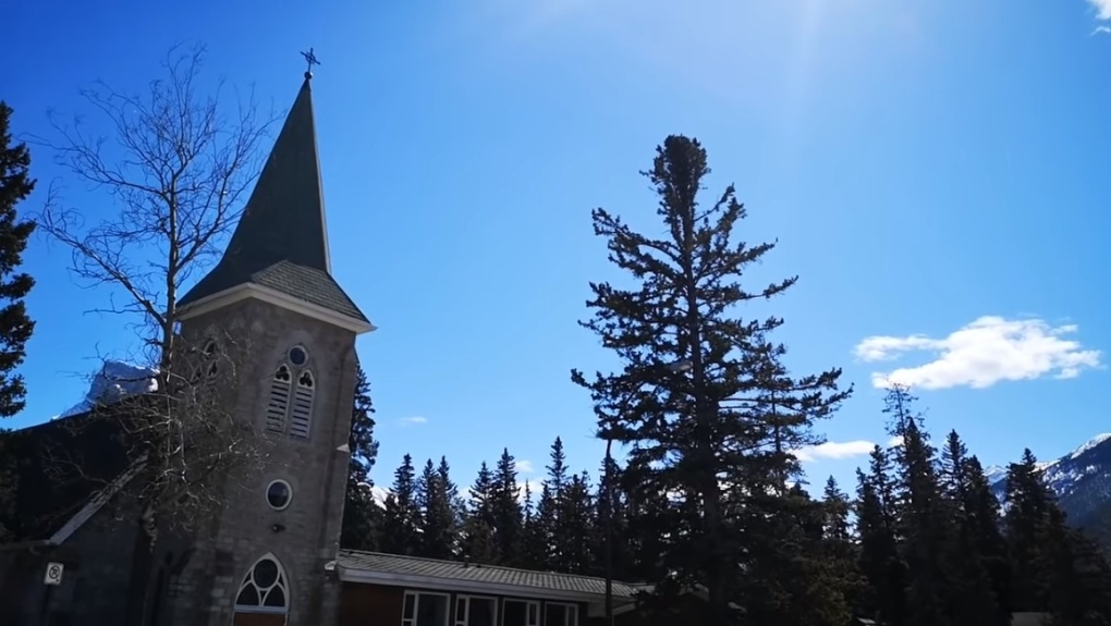 church bells in banff