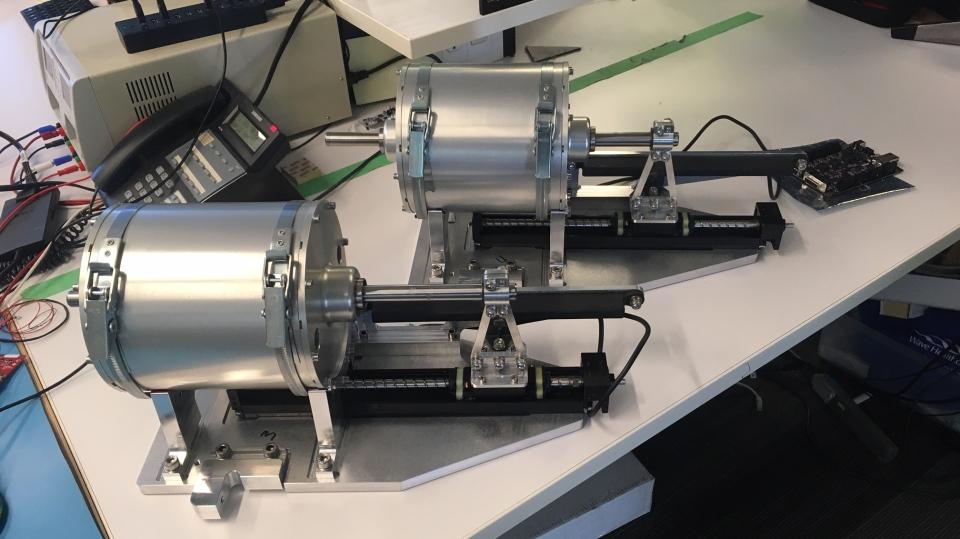 Starfish Medical ventilator