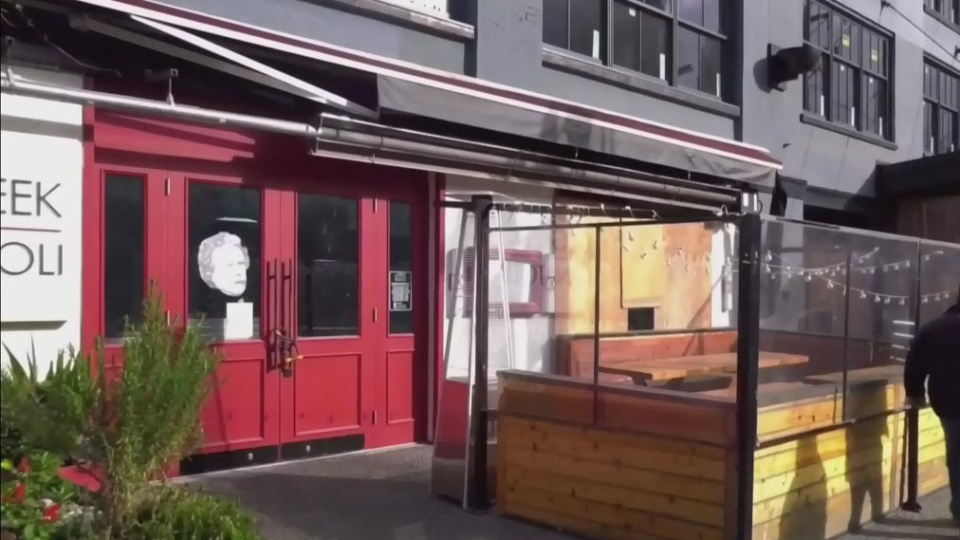 Restaurants start to plan for reopening