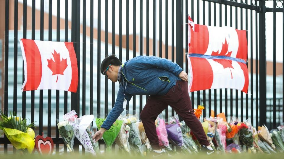 N.S. shooting memorial