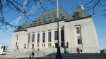 The Supreme Court of Canada is seen Friday, April 25, 2014 in Ottawa. THE CANADIAN PRESS/Adrian Wyld