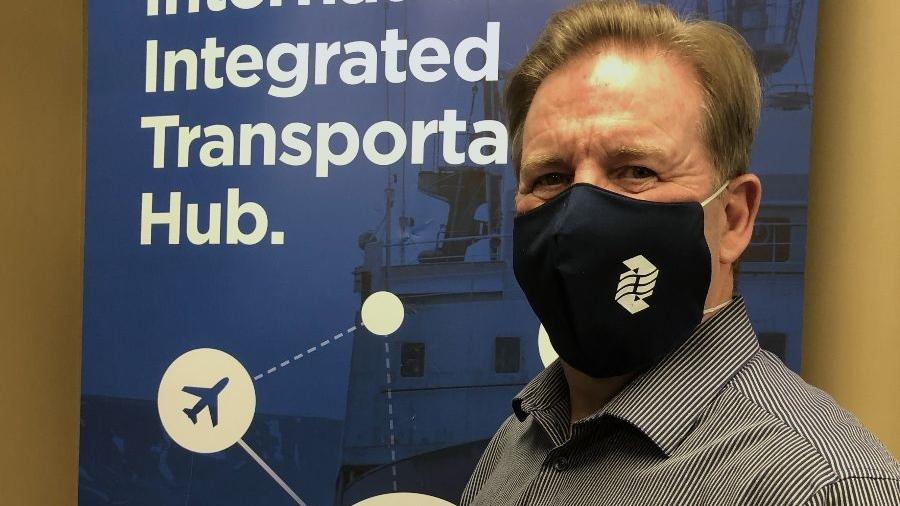 Port Windsor mask
