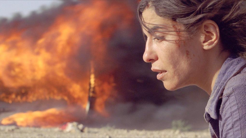 Scene from 'Incendies' film