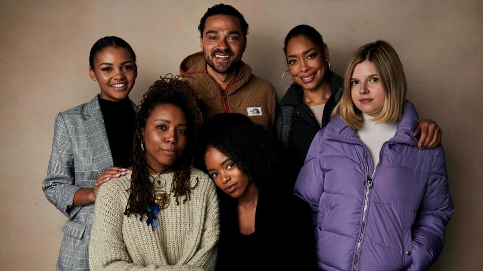 'Selah and The Spades' cast at Sundance