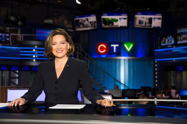 Lisa LaFlamme is Chief News Anchor and Senior Editor for CTV National News. For the last decade, LaFlamme has been on the road, covering everything from wars and elections to natural disasters, from some of the world's most dangerous locations.