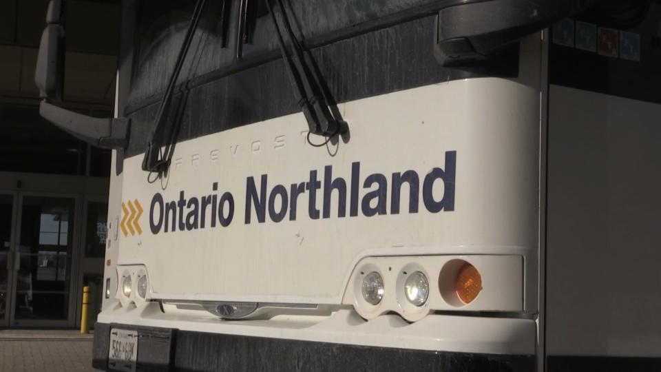 Ontario Northland Bus