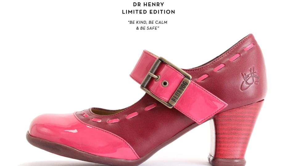 The Dr. Henry shoe