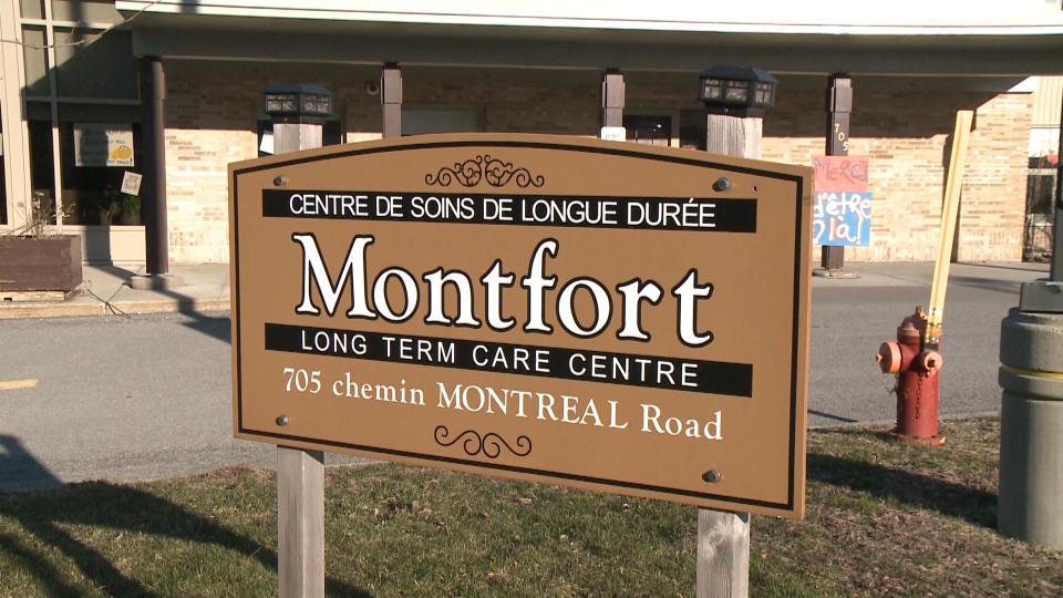 Montfort long-term care centre