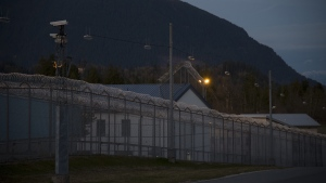 The Mission Correctional Institution in Mission, B.C. is pictured Tuesday, April 14, 2020. THE CANADIAN PRESS/Jonathan Hayward