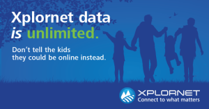 Xplornet Connect to What Matters