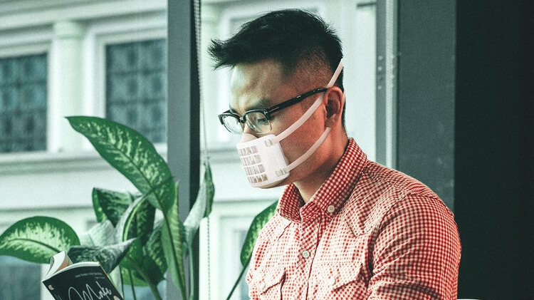 ACAMP researchers say its A95 mask is comparable to the filtration capacity of the N95 respirator. (Courtesy: https://www.actionbyacamp.ca/buy/mask)
