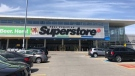 The Real Canadian Superstore in London, Ont.'s Oakridge neighbourhood is seen Saturday, April 25, 2020. (Jordyn Read / CTV London)