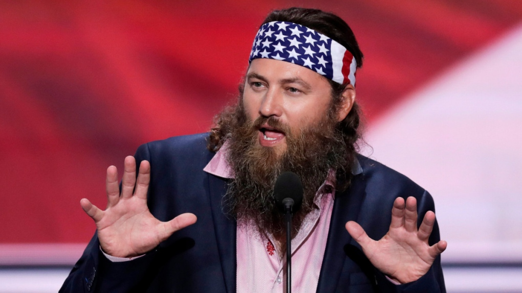 Willie Robertson, 'Duck Dynasty' star, home hit in drive-by shooting