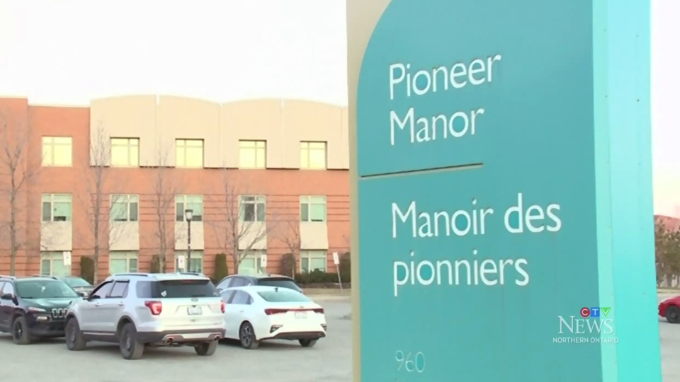 Pioneer Manor resident tests positive for COVID-19